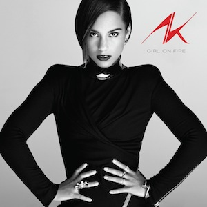 Alicia Keys - Girl On Fire review