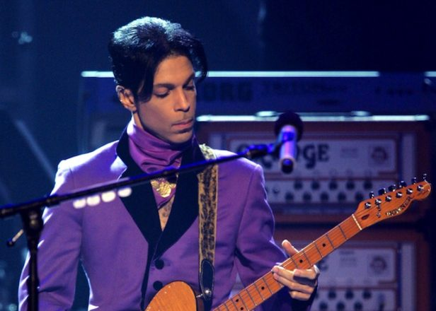 New Prince material leaks; listen now