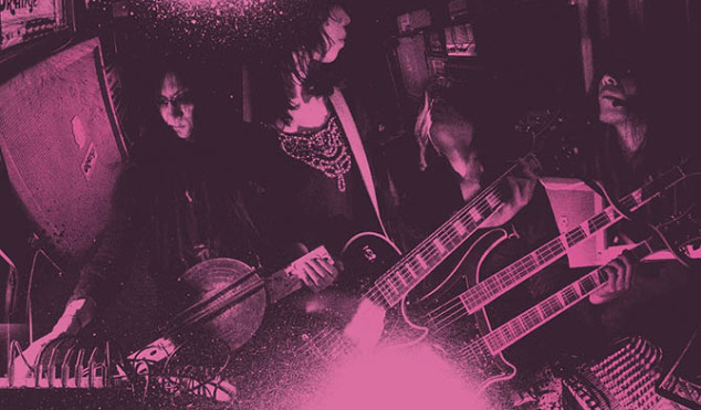 Boris and Merzbow detail upcoming double album Gensho