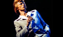 """David Bowie's album title explained: a """"black star"""" is a type of cancer lesion"""