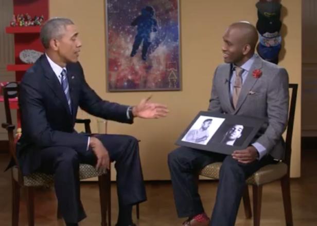 President Obama calls Kendrick Lamar better than Drake
