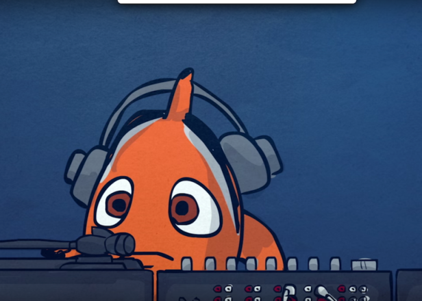 Questlove recounts his incredible Prince and Finding Nemo story in animated form