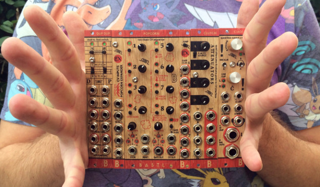 Bastl Instruments shows off four new handmade synth modules
