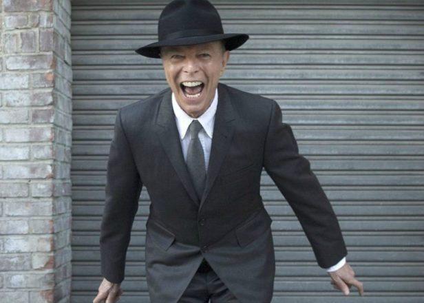 David Bowie's final photo shoot