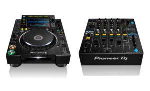 Pioneer DJ updates flagship Nexus CDJ and mixer