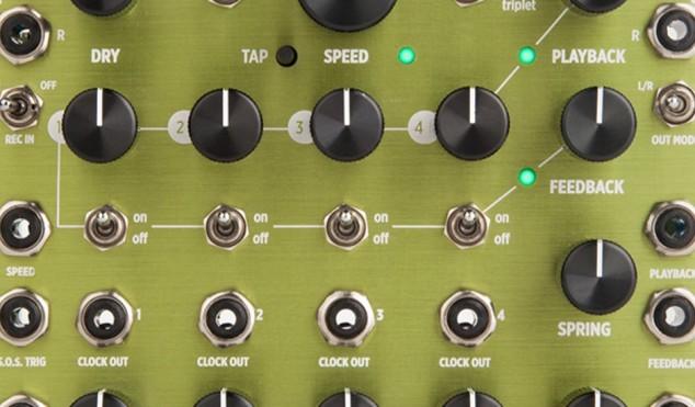 Strymon reveals digital tape echo module Generalissimo