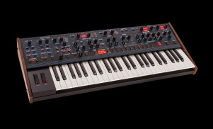 Tom Oberheim and Dave Smith team up for the OB-6 synth