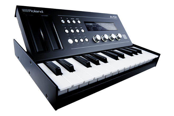 Roland reveals versatile A-01 controller and synth module