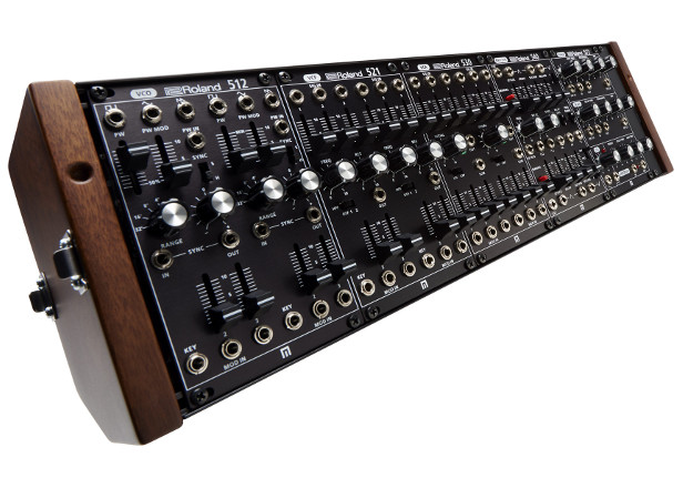 Roland releases System-500 modular system as complete set