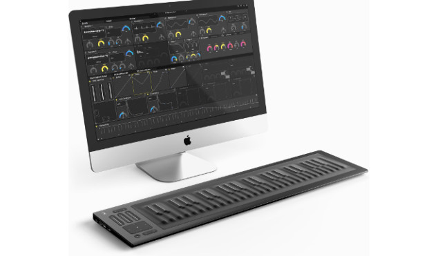 ROLI expands range of multi-dimensional Seaboard RISE controllers