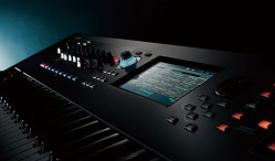 Yamaha teases flagship Montage synth