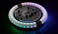 This UFO-shaped device is an all-in-one electronic instrument