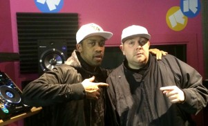 Hear Wiley and Slimzee on Rinse FM