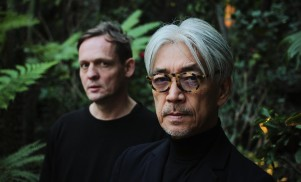 The Returned: Ryuichi Sakamoto and Alva Noto on recovery, Oscars and David Bowie