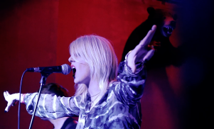 """Domino's White Lung at SXSW: """"It's easy to hide behind a veil of snark"""""""