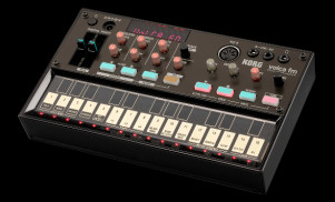 Watch Korg's Volca FM synth in action