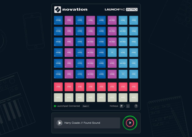 Novation releases Launchpad controller for browser remixing