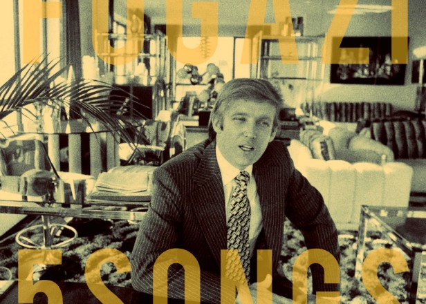 """Fugazi end hiatus for 5 Songs EP in response to """"horror show"""" of US presidential race"""