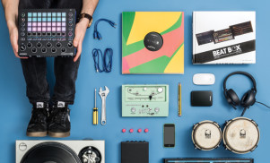 Novation updates Circuit groovebox with Components tools
