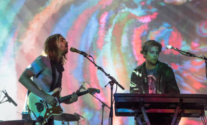 Tame Impala and Lady Gaga rumoured to be collaborating after studio photo posted online