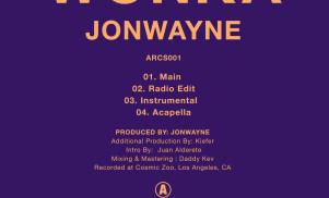 Jonwayne exits retirement with 'Wonka'