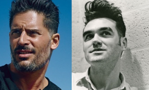 Morrissey gives Magic Mike's Joe Manganiello permission to make a Smiths film