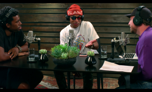 Watch Flying Lotus and Pharrell discuss the current state of hip-hop
