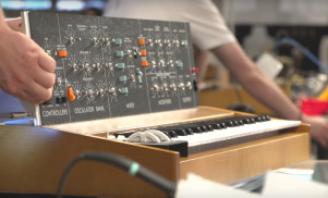 Moog reissues classic Minimoog Model D synth for Moogfest