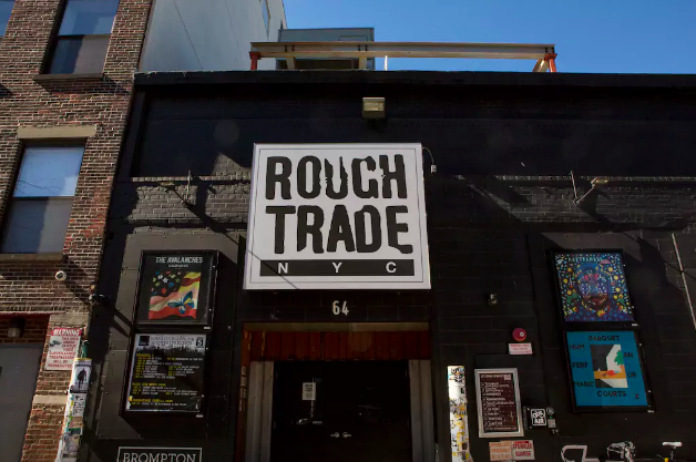 Rough Trade Brooklyn is now available for overnight stays via Airbnb