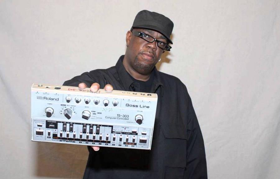 Acid house originator DJ Spank-Spank of Phuture has died