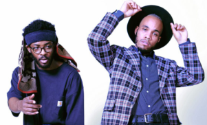 Anderson .Paak & Knxwledge's NxWorries share lush new jam 'Get Bigger'