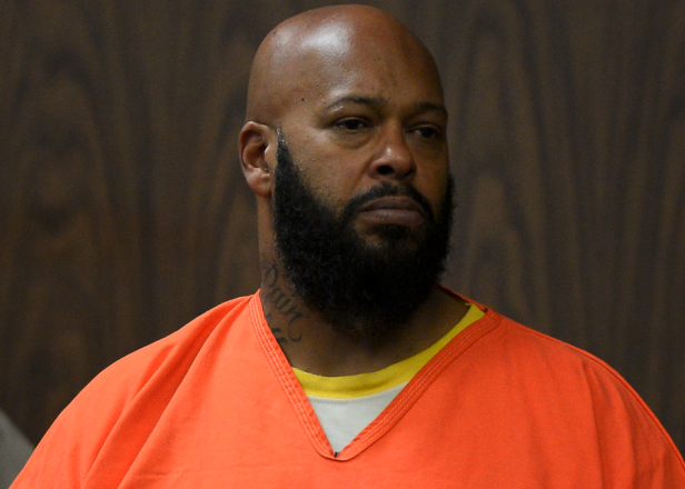 Suge Knight reportedly suing Dr. Dre for sending a hitman after him