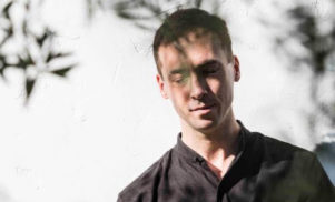 Tim Hecker remixes composition on wooden 2x4s by Bang on a Can's Michael Gordon