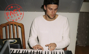 Iceland's Bjarki makes 10 tracks a day and has Nina Kraviz on speed dial