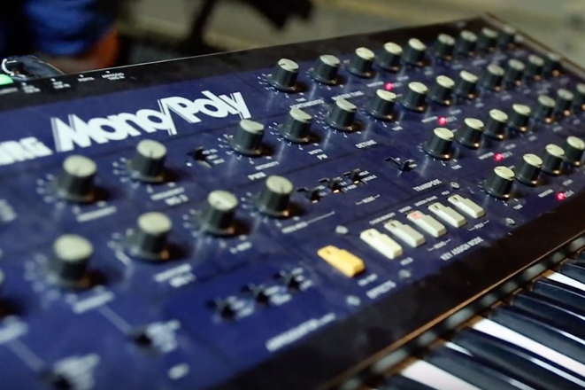 See the vintage synths behind the Stranger Things score
