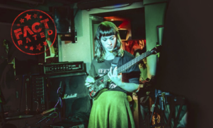 Helena Celle is the synth-building punk who learned to make tape loops with nail polish