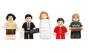 These Twin Peaks Lego-style figurines aren't official, but they're incredible