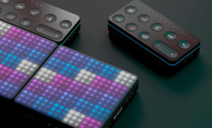 ROLI Blocks is a wireless Lego-style system for iOS music-making