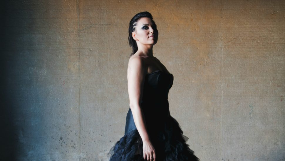 """Everyone is waking up"": Throat singer Tanya Tagaq on fighting for justice and singing for Björk"