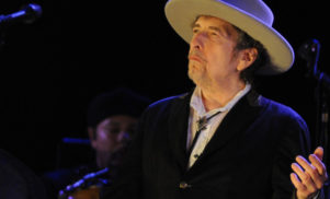 """Bob Dylan """"truly beyond words"""" over Nobel Prize for Literature win"""