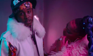 Jeremih releases video for 'London' featuring Stefflon Don and Krept & Konan
