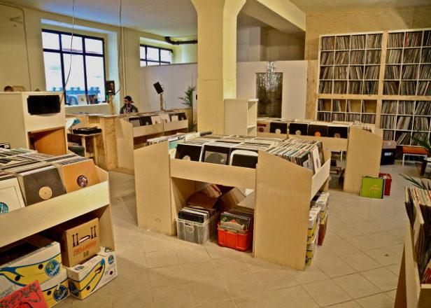Berlin\'s Record Loft store is closing down