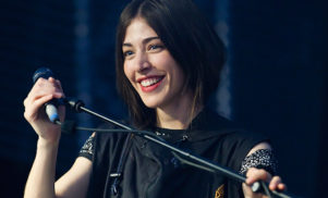 Chairlift's Caroline Polachek shares free solo album Drawing The Target Around The Arrow