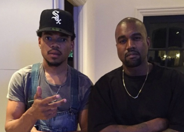 """Chance The Rapper: """"Kanye says crazier shit in private than he does in public"""""""