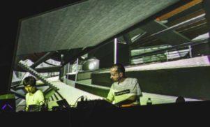 Kode9 and visual collaborator Lawrence Lek open Hyperdub's Ø event series