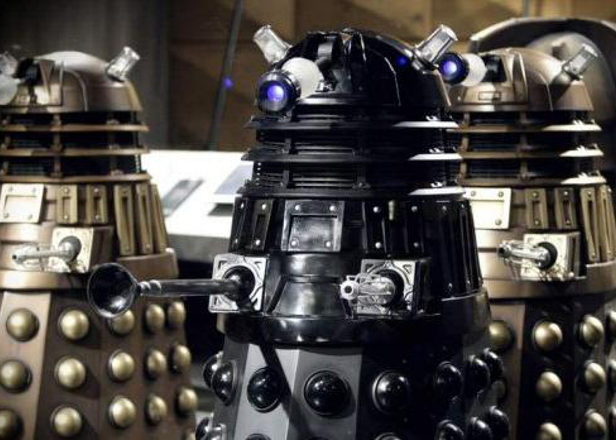 Someone has turned a Dalek into a DIY Arduino synthesizer