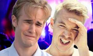 James Van Der Beek to play Diplo in TV show about the producer's life