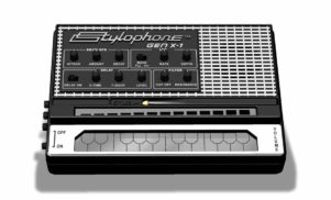 Stylophone Gen X-1 is the next generation of the classic '60s toy synth