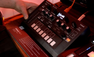 Watch Pioneer DJ and Dave Smith's powerful Toriaz AS-1 mono synth at NAMM 2017