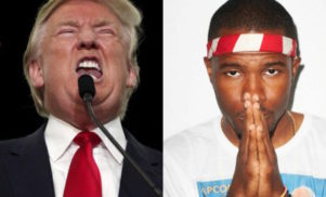 """Frank Ocean on Donald Trump's inauguration: """"We all know your event was dry"""""""